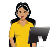 Customer care Royalty Free Stock Photo