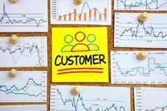 Customer concept Royalty Free Stock Photos