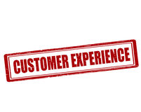 Customer experience Royalty Free Stock Images