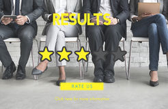 Customer Feedback Comment Vote Review Results Concept Royalty Free Stock Image