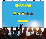 Customer Feedback Comment Vote Review Results Concept. Customer Feedback Comment Vote Review Concept royalty free stock photos