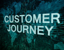 Customer Journey Royalty Free Stock Photo