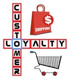 Customer loyalty Royalty Free Stock Image