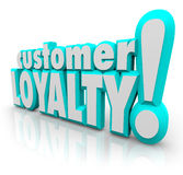 Customer Loyalty Return Repeat Business Satisfied Client Stock Photo