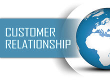 Customer Relationship Stock Photography