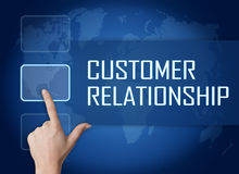 Customer Relationship Stock Image