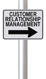 Customer Relationship Management Royalty Free Stock Image