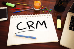 Customer Relationship Management Royalty Free Stock Photography