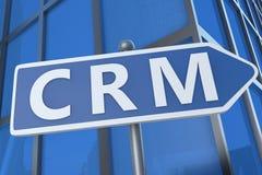 Customer Relationship Management Stock Photography