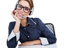 Customer Representative Stock Photography