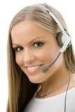 customer representative service Στοκ φωτογραφίες με δικαίωμα ελεύθερης χρήσης