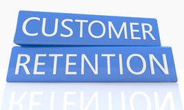 Customer Retention Royalty Free Stock Photography