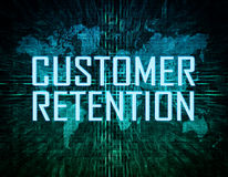 Customer Retention Royalty Free Stock Photo