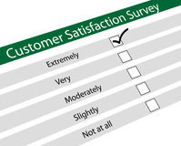 Customer Satisfaction Stock Images