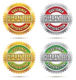 Customer Satisfaction Guaranteed Stock Image