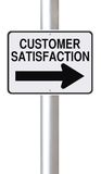 Customer Satisfaction Royalty Free Stock Image