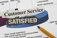 Customer service Royalty Free Stock Image
