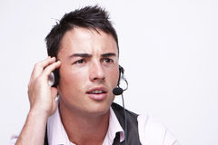 Customer service Royalty Free Stock Photo