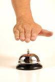 Customer service bell royalty free stock images
