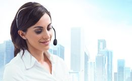 Customer service Royalty Free Stock Photography
