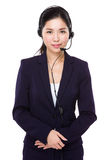 Customer service consultant Royalty Free Stock Photos