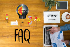 Customer Service FAQs , FAQ Question Information Frequently Aske Stock Photography