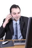 Customer service III stock photography