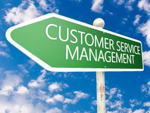 Customer Service Management Royalty Free Stock Image