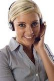 Customer Service Representative Royalty Free Stock Photo