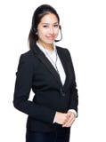 Customer service representative Royalty Free Stock Images