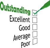 Customer service. Satisfaction survey - vector Royalty Free Stock Photography