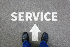 Customer service support help assistance services contact busine Royalty Free Stock Photo