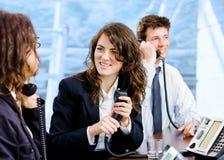 Customer Service Team Royalty Free Stock Image