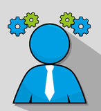 Customer service and technical support Stock Photography