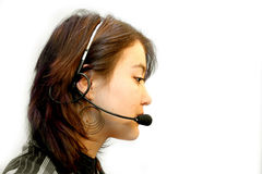 Customer Services 1 Royalty Free Stock Photography