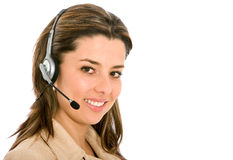 Customer services Stock Photos