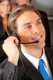 Customer services Royalty Free Stock Image