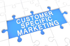 Customer Specific Marketing Stock Photography