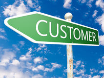 Customer Stock Photography