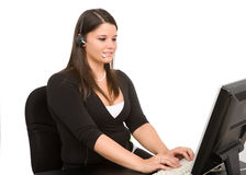 Customer Support Royalty Free Stock Photo