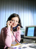 Customer support 2 royalty free stock images