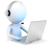 Customer Support. Stock Photo