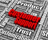 Customer Support Royalty Free Stock Image