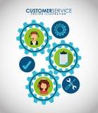 Customer support Stock Photos