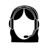 customer support Icon image Stock Photos