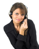 Customer Support Service Royalty Free Stock Images