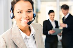 Free Customer Support Service Royalty Free Stock Images - 5393289