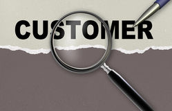 Customer Royalty Free Stock Images