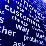 Customers concept Royalty Free Stock Photo