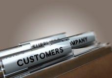 Customers Royalty Free Stock Photos